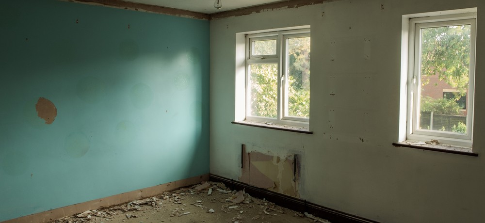 home remodel to reduce toxins
