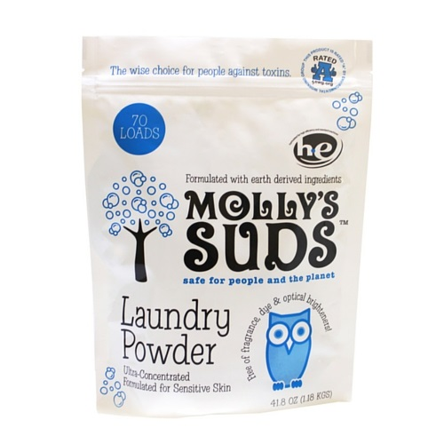 Molly's Suds Laundry Powder 70 Loads