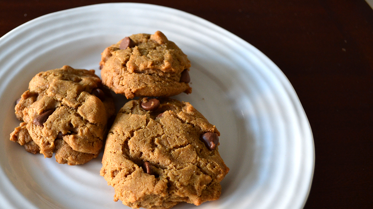Coconut-Flour-Chocolate-Chip-Cookies-Pure-Living