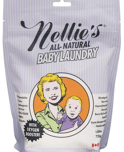 nellies baby laundry